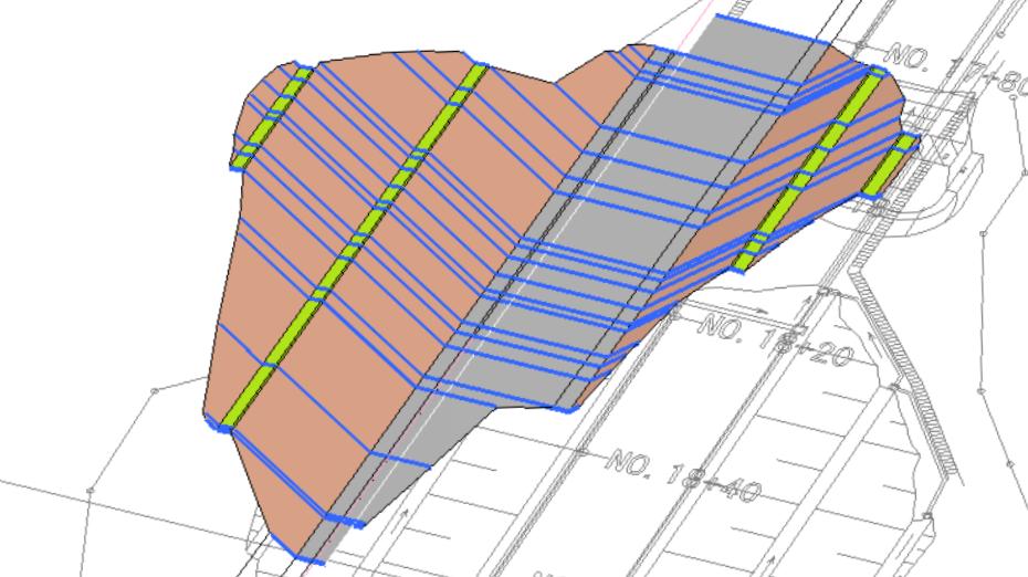 3次元設計データ作成研修で作図したデータ